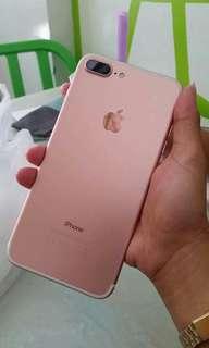 Iphone 7 plus 256 gb f.u.