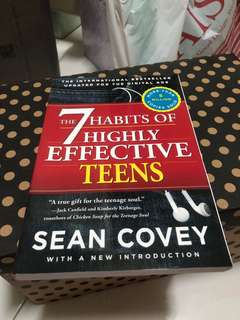Stephen Covey's 7 Habits of Highly Effective Teens