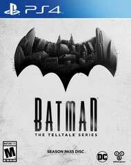 PS4 Batman telltale season 1