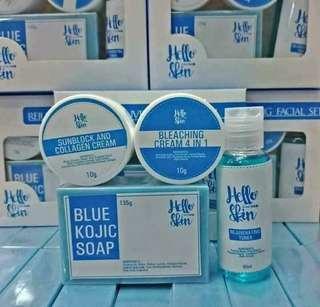 Misumi Blue Rejuvenating Set