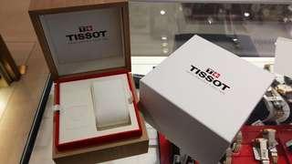 TISSOT 天梭 手錶 錶盒