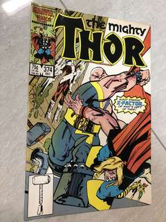Comics : The Mighty Thor special issue