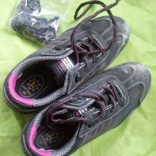 Safety Jogger Ceres S3 Ladies Lo-Cut Safety Shoes
