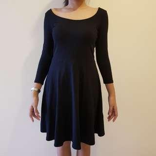 Terranova Little Black Dress / Skater Dress