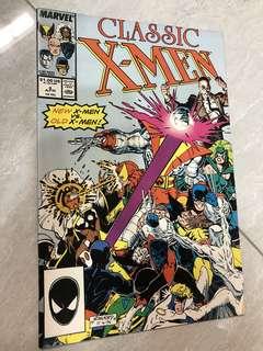 Comics: Classic X-Men