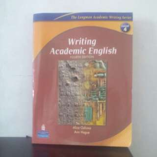 Buku Writing Academy English Fourth Edition