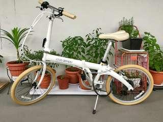 Louis Garneau LGS-ASF Folding Bicycle