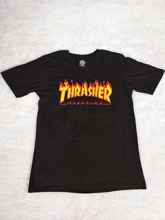 Thrasher Slame Magazine Tshirt Original Black Market