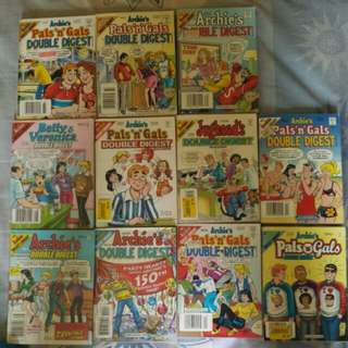 [INSTOCKS] Archie Double Digest