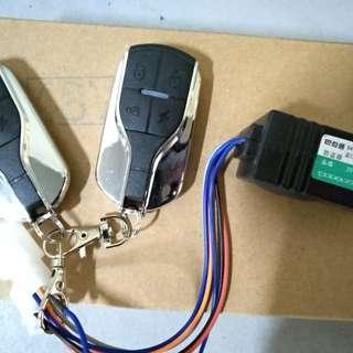 E-scooter alarm security system install e-scooter alarm alarm alarm remote remote