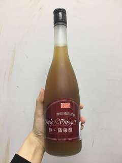 康健生機 台灣 醇 蘋果醋 500ml