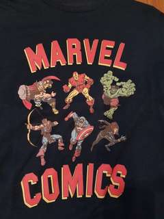 Original Marvel Comics Tshirt