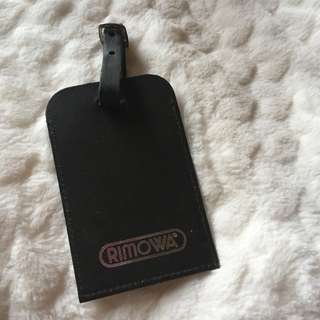 RIMOWA Luggage Tag