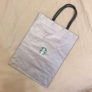 🚚 🌕星巴克咖啡紙袋