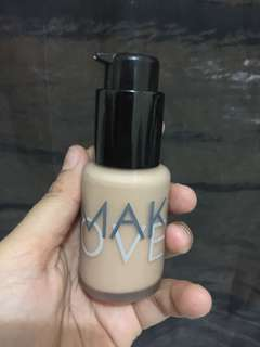 Foundation Make Over No. 03 Nude Silky