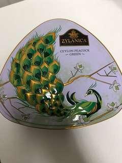 ZLANICA CEYLON PEACOCK~GREEN~ 錫蘭綠茶