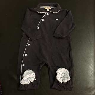 baby bodysuit( armani) baby clothes