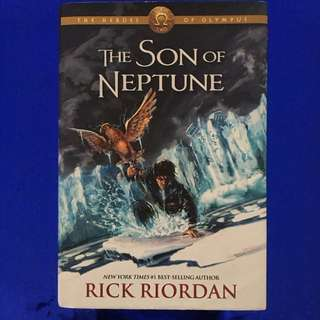 Blessing✨The Son Of Neptune (The Heroes of Olympus)