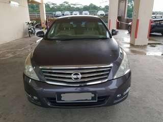 Nissan Teana X spec