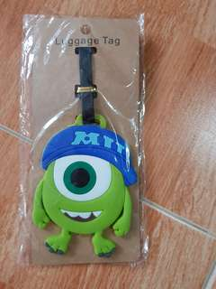 Mike Wazowski Luggage Tag