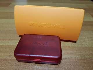 GNC Pill Organizers / Pill Box