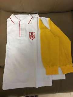 聖彼得堂幼兒/稚園夏季運動服