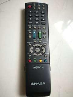 Sharp TV Remote GA721WJSA