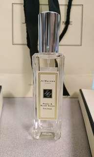 Jo Malone 香水 30ml (Peony & Blush Suede)