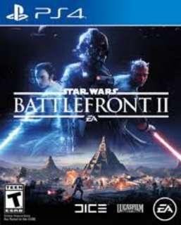 Battlefront 2 (PS4)