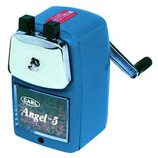 (205) CARL Angel-5 Pencil Sharpener