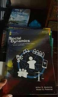 SALE SOCIAL DYNAMICS SHS BOOK