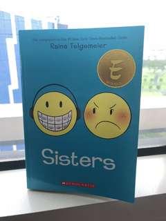 Sisters Book by Raina Telgemeier