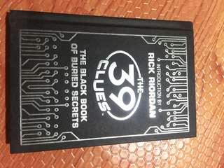 The 39 clues black book of buried secrets