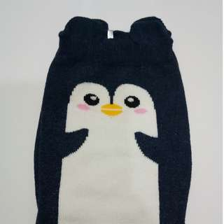 Korean Socks - Penguin
