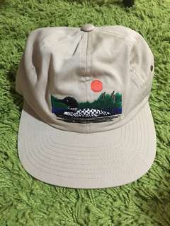 Vans X Only -卡其六片帽