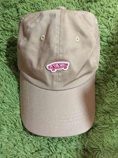Vans-卡其老帽