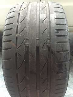 1 unit Used Bridgestone Potenza S001