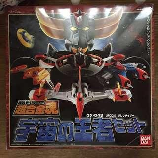 GX-04S Grendizer Bandai Soul Of Chogokin