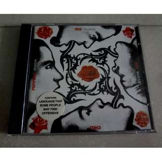 Red Hot Chili Peppers CD Blood Sugar Sex Magik