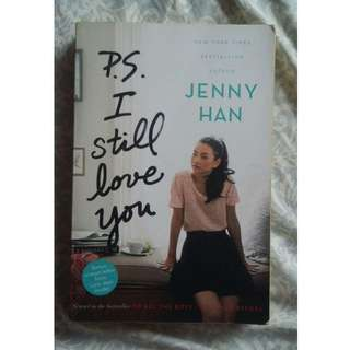 Jenny Han Book P.S. I Still Love You