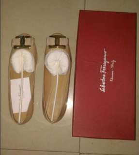 REPRICED! Original Salvatore Ferragamo Ninna from Japan