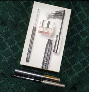 Brand New Clinique Lash power mascara & quick eyeliner 09 intense