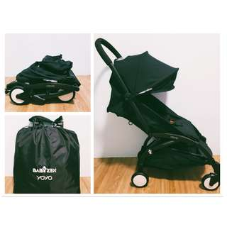 BNIB Babyzen Yoyo 6+ stroller - Try out first before you buy! Colour selection available!
