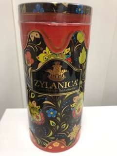 ZYLANICA Ceylon Premium Tea Collection~Orange~ 錫蘭紅茶