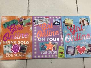 Girl Online Trilogy by Zoe Sugg