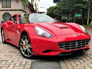 Ferrari California 4.3 Auto