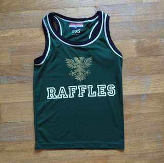 Raffles limited edition tank singlet