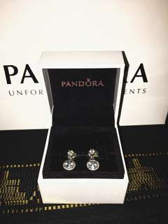 Pandora and Ralph Lauren Earrings  (PACKAGE DEAL)
