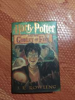 Happy potter and the goblet of fire