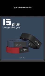 i5+ Smart Wristband / Smart Watch